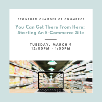 You Can Get There From Here: Starting An E-Commerce Site