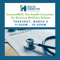 ConnectWell: The Health Connector for Business Wellness Rebate