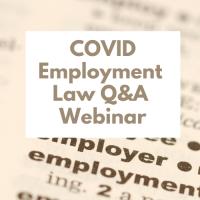 COVID Employment Law Q&A
