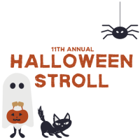 Register Your Business to Participate in the 11th Annual Halloween Stroll