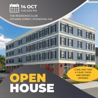 The Residence Club Open House & Ribbon Cutting