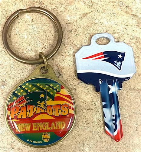 Custom Keys and Keychains
