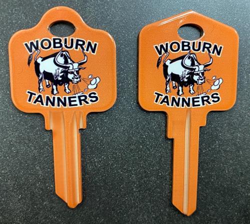 Woburn Tanners Keys (Stoneham will be next!)