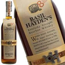 Basil Hayden!