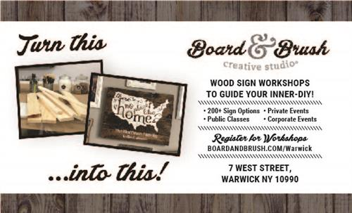 Turn Raw Wood into a wall worthy sign!