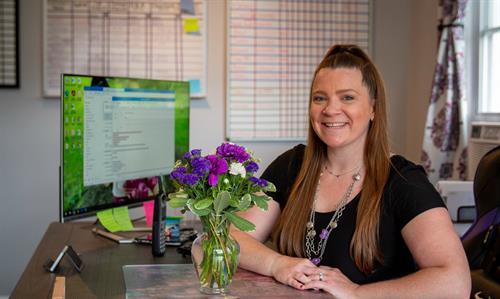 Office Administration Krista Herrmann