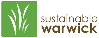 Proud to partner with Sustainable Warwick