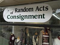 Random Acts of Consignment