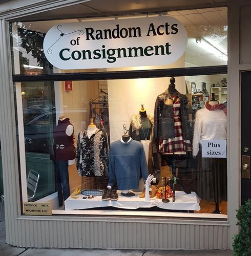 Store front at 20 N. Main St., Florida, NY 10921