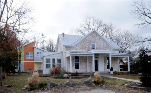 Residence and Accessory Dwelling Unit, Yellow Springs, OH