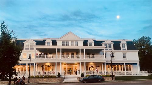 Mills Park Hotel, Yellow Springs, OH