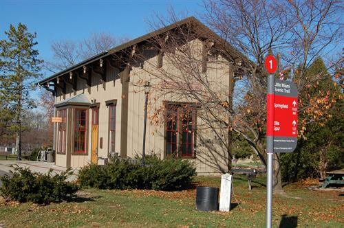 Yellow Springs Station, Yellow Springs, OH