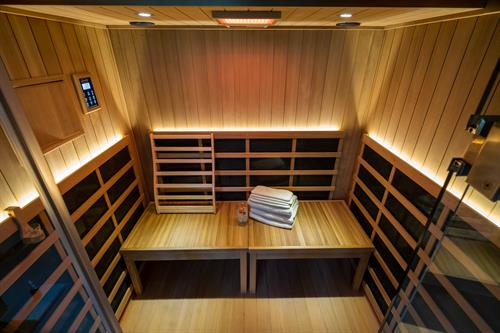 Full Spectrum Infrared Sauna At The Plant Based Concierge