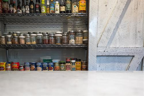 Pantry Makeover by The Plant Based Concierge