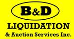 B&D Liquidation & Auction services Inc.
