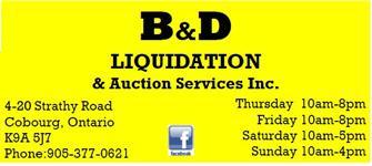 B&D Liquidation & Auction services Inc  | Retail Store