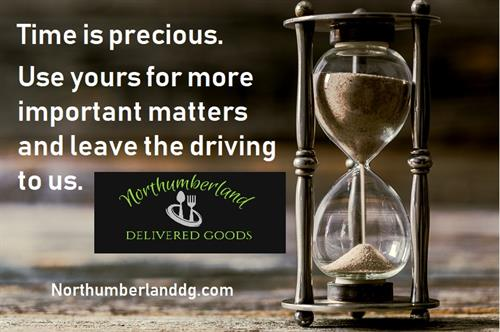 Time is precious, let us help!