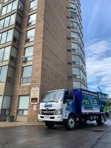 NeverBinCleaner Services Apartments