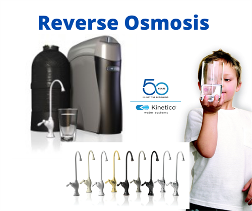 Reverse Osmosis Drinking System