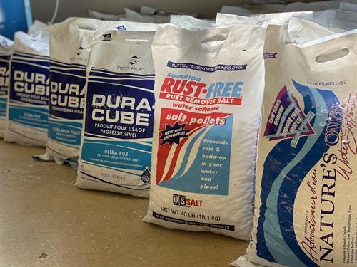 Dura Cube Salt, Rust Free Salt, Potassium Chloride