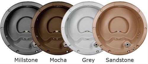 Millstone, Mocha, Grey, Sandstone