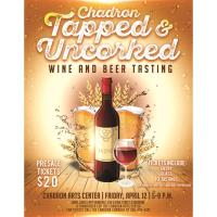 Chadron Tapped & Uncorked: Wine and Beer Tasting