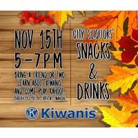 Kiwanis Fall Membership Mixer