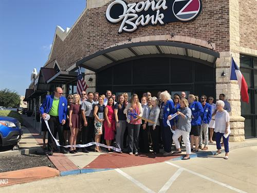Ozona Bank's new branch location