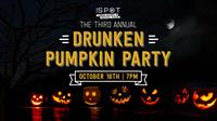 3rd Annual Drunken Pumpkin Party