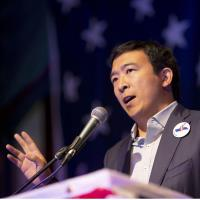 Presidential Candidate Series with Andrew Yang