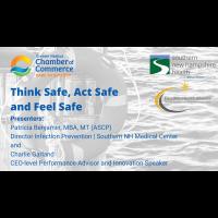**POSTPONED**  Webinar: Think Safe, Act Safe and Feel Safe