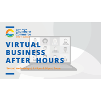 March 2021 Virtual Business After Hours