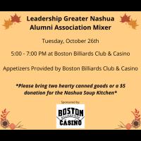 Leadership Greater Nashua Alumni Association Mixer