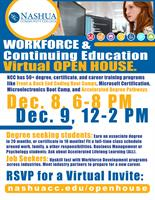 Nashua Community College Workforce and Continuing Education Open House