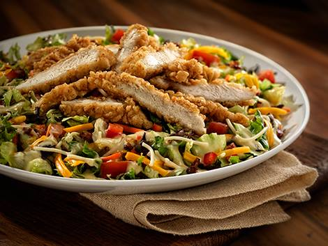 Honey Crisp Chicken Salad