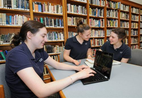 Upper School Reference Library