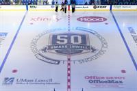 UMass Lowell Athletics Celebrating 50 Years of Hockey