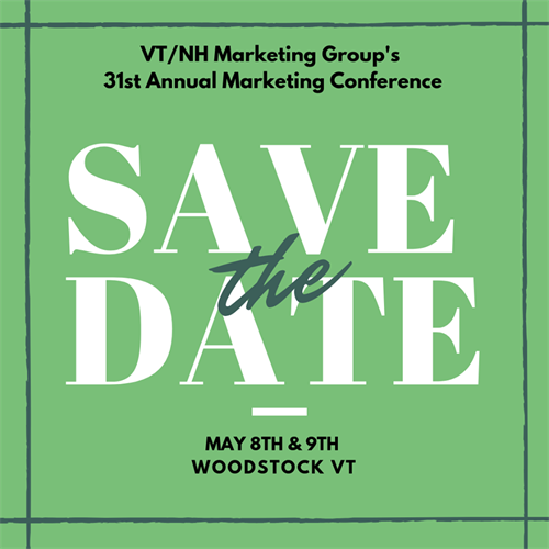 Save the Date!  Annual Marketing Conference