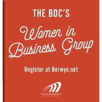 Women in Business Group - September 2021