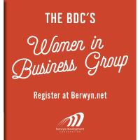 Women in Business Group - October