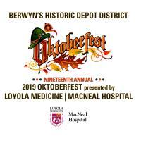 Berwyn's Oktoberfest Presented by Loyola Medicine and MacNeal Hospital