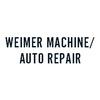 Weimer Machine LLC & Automotive Repair Specialists