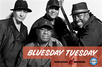 Bluesday Tuesday: The MIke Wheeler Band at Fitzgerald's Patio