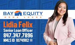 Bay Equity Home Loans/Lidia Felix