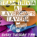 Team Trivia at Lavergne's Tavern