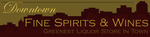 Downtown Fine Spirits and Wines