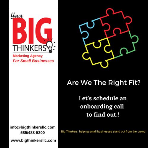 Big Thinkers™ Marketing Agency
