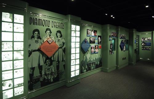 Diamond Dreams: Women in Baseball
