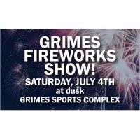 "Grimes ""Home Base Iowa"" July 4th Fireworks Show!"