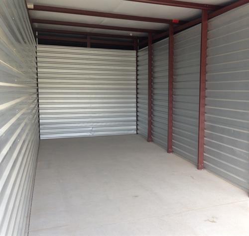 Inside The Storage Units
